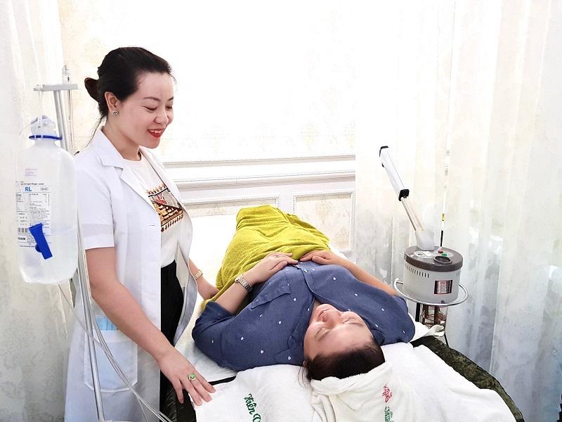 Điều trị mụn chuyên gia Đỗ Thu Hiền